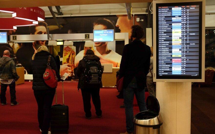 Таллинский аэропорт эвакуировали из-за секс-игрушки