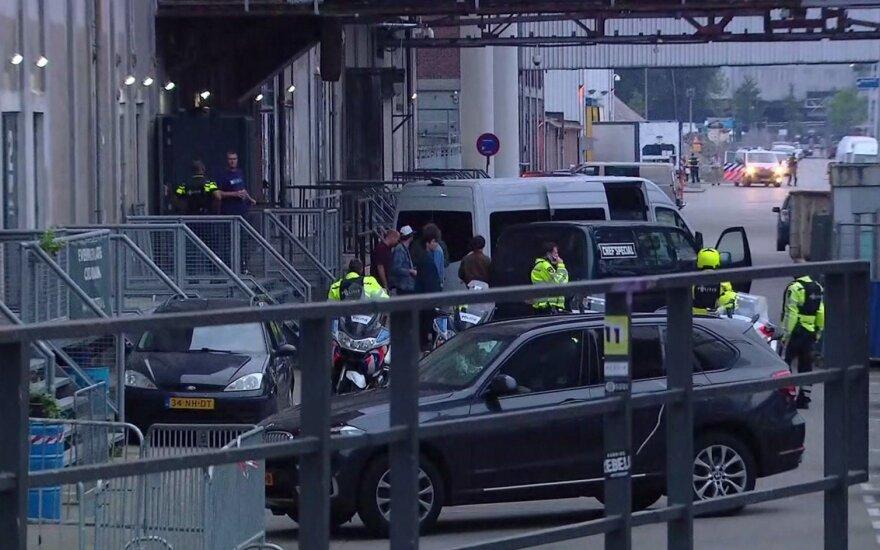 В Нидерландах задержали подозреваемого после отмены рок-концерта