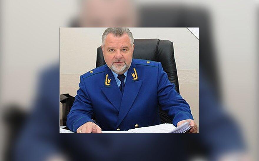 На экс-зампрокурора Игнатенко поляков навела ФСБ