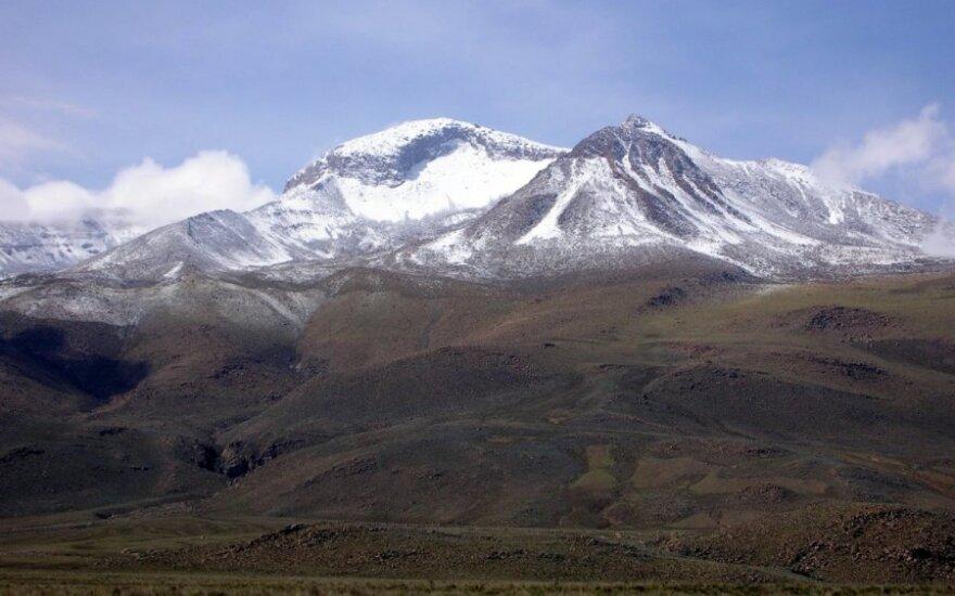 В Перу из-за аномального снежного шторма гибнут люди
