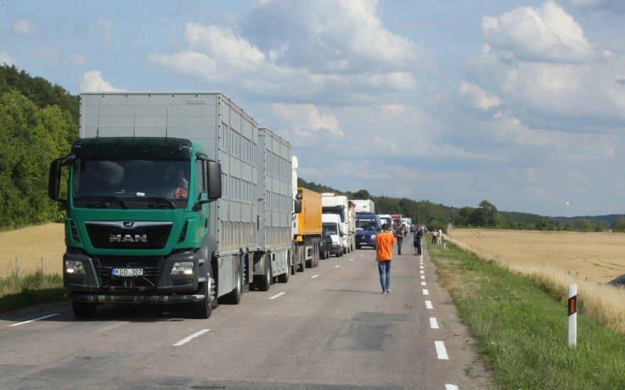 Mirtimi pasibaigusi avarija Kauno rajone