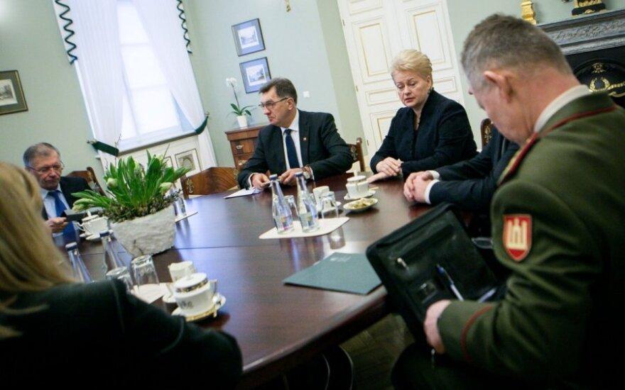 Президент Литвы: Крым может стать зоной замороженного конфликта