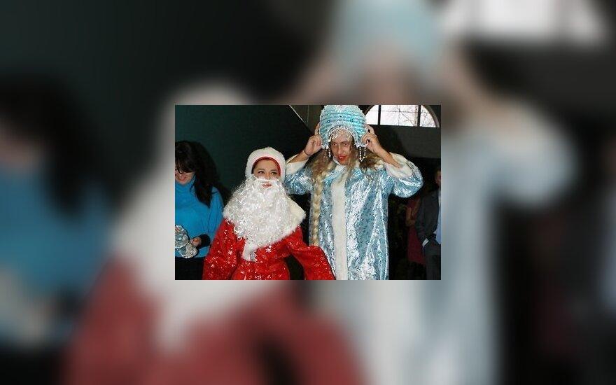 "Шоу ""Рождественский вечер"": Наташа Королева с бородой и Тарзан с косой"