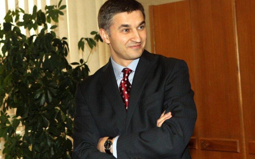 """Jarosław Niewierowicz o Gazpromie: """"Bo do tanga trzeba dwojga"""""""