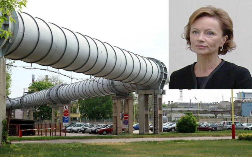 Предложения министра энергетики для Achema неприемлемы