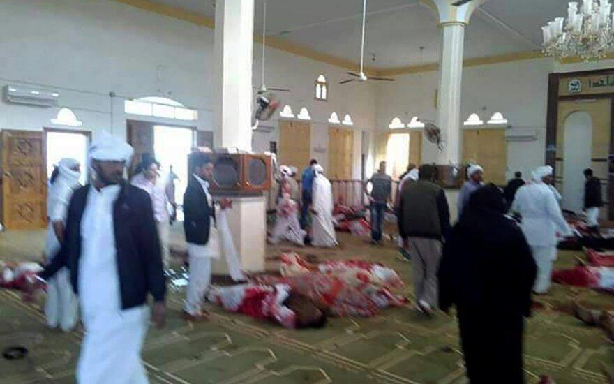 Власти Египта насчитали более 200 погибших при нападении на мечеть