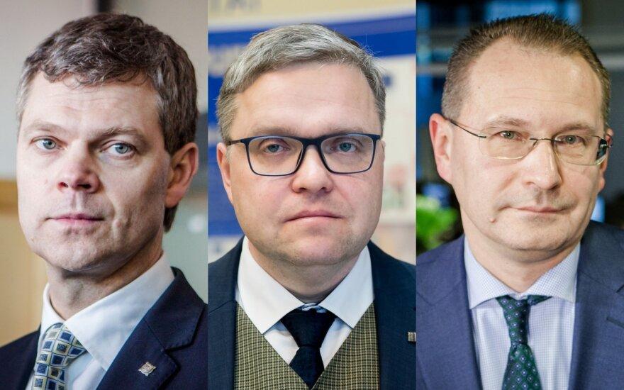 Самые влиятельные в Литве: список чиновников и юристов