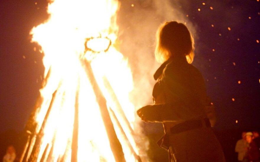 На Горе стола зажгут первый весенний огонь
