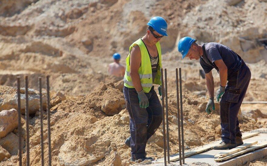 Швецию интересуют строители из Восточной Европы
