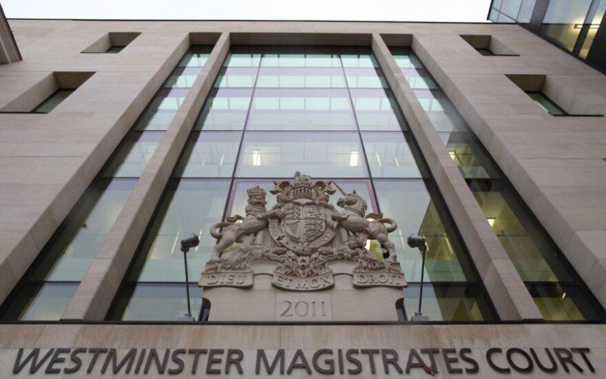 Londono Vestminsterio magistrato teismas