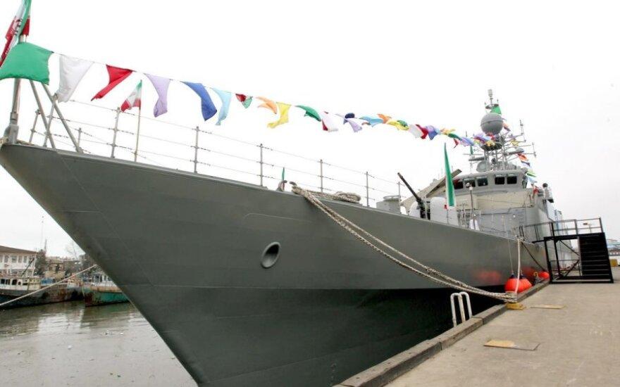 """Irano eskadrinis minininkas """"Jamaran-2"""""""