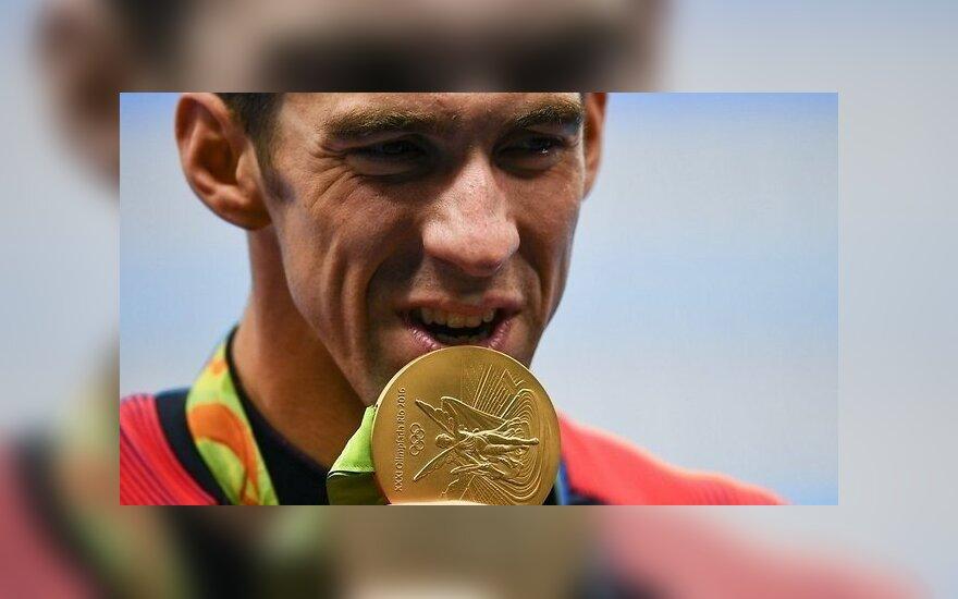 Медальный зачет по итогам Рио-2016 выиграла команда США (полная таблица)