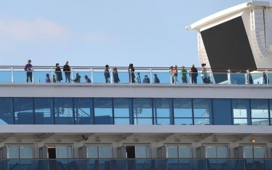 Эвакуированные с Diamond Princess граждане ФРГ приземлились в Берлине