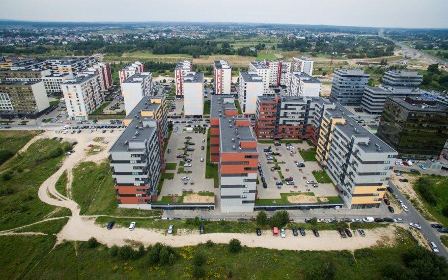 Годовое подорожание жилья в Литве выше, чем в среднем в ЕС