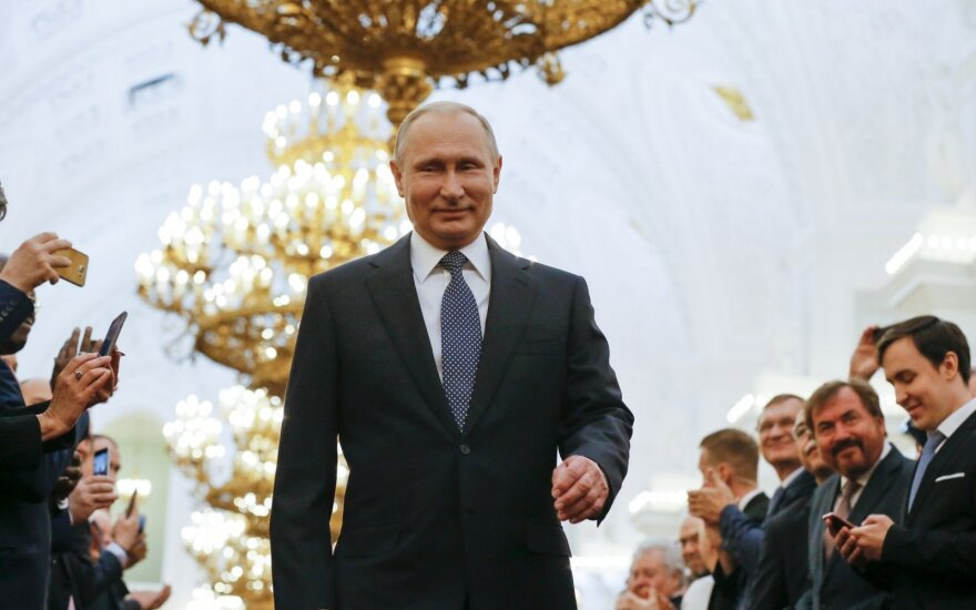Путин похвастался, что переплюнул Навального на выборах в Москве