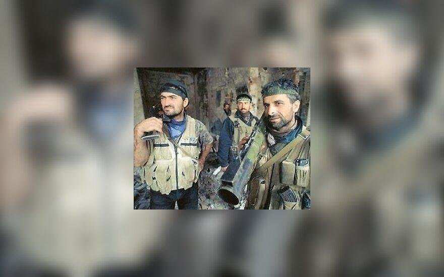 Нападение на парламент Чечни: боевики убиты