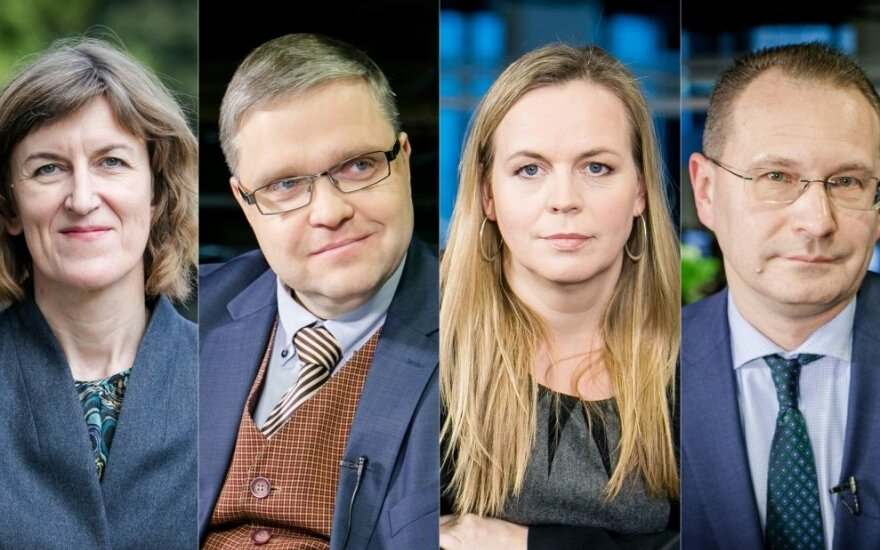 Самые влиятельные в Литве: государственные служащие и чиновники