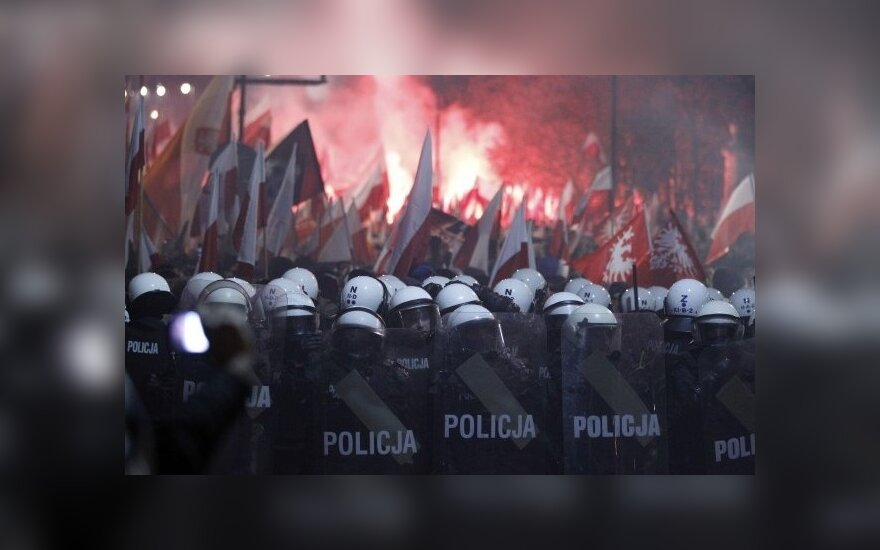 Warszawa odmówiła rekompensaty szkód wyrządzonych ambasadzie Rosji