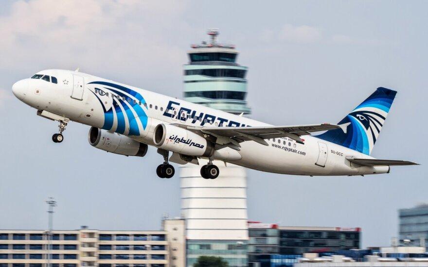 Черный ящик египетского самолета фиксировал дым в салоне