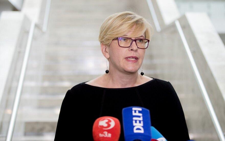 Шимоните примет участие в президентских выборах в Литве