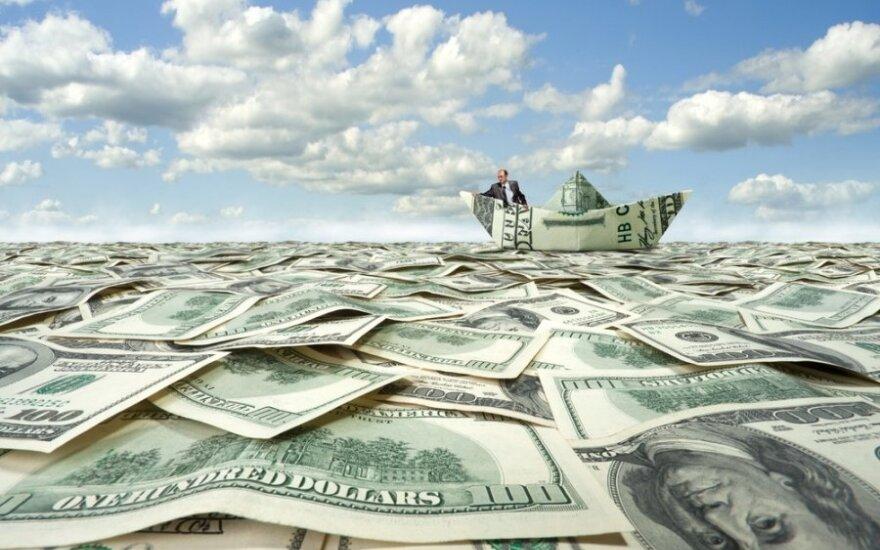 Rosjanie wywiozą za granicę ponad 30 mld dolarów
