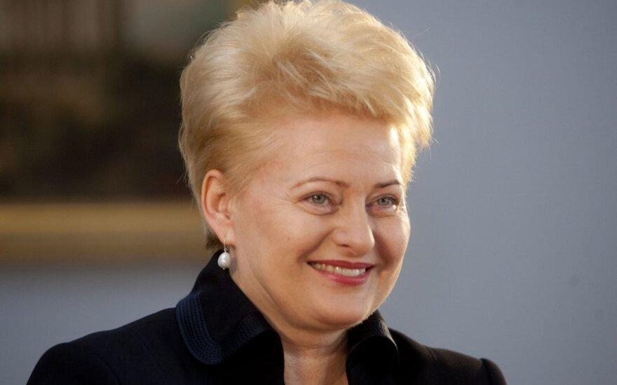 Грибаускайте поздравила президента Армении с победой на выборах
