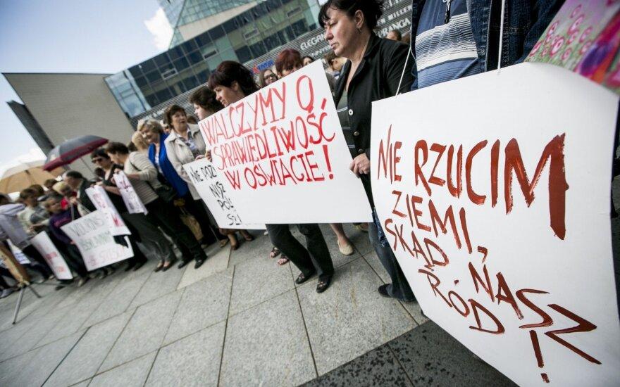 В Вильнюсе пройдет митинг представителей школ нацменьшинств