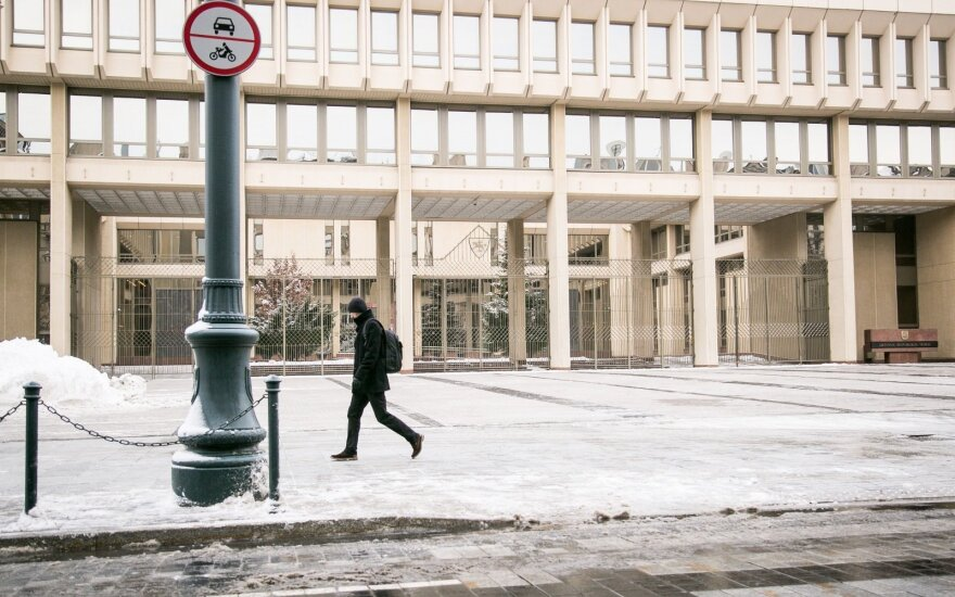 Либералы предлагают разрешить баллотироваться в сейм Литвы с 21 года