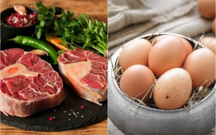 Министр сельского хозяйства Литвы: Израиль хотел бы импортировать литовскую говядину и яйца