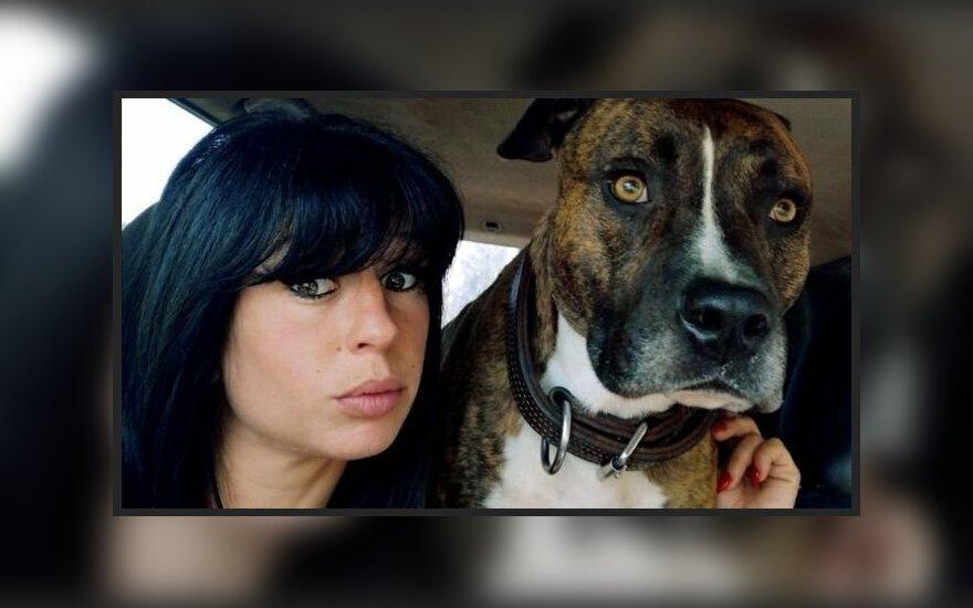 В лесу во Франции собаки загрызли беременную женщину