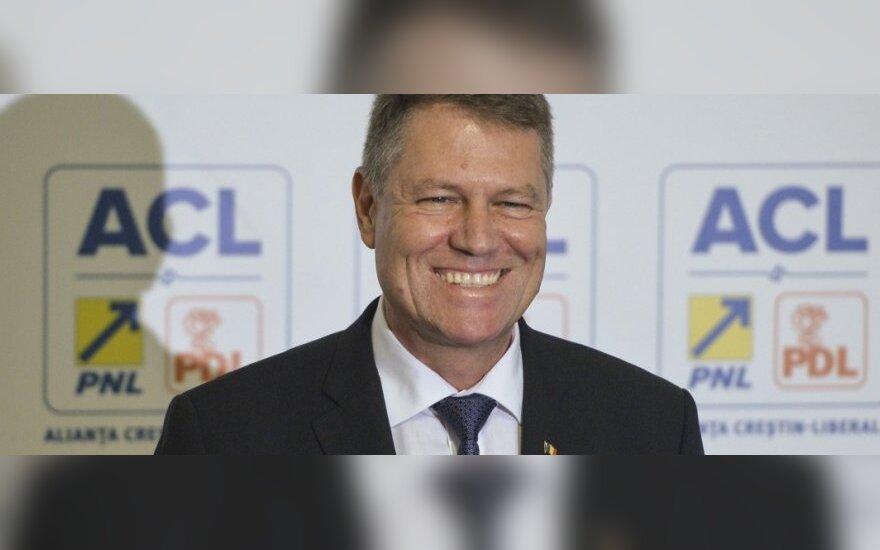 Литву посетит президент Румынии