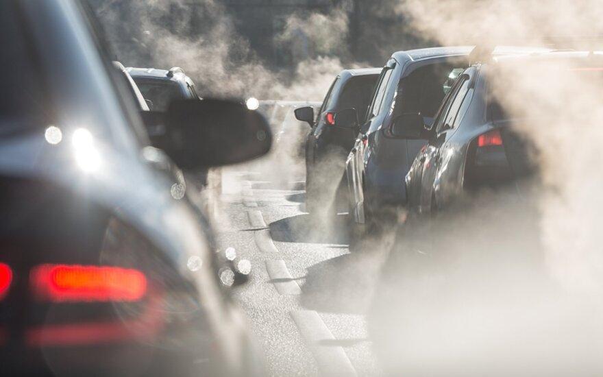 Налог на автомобили в Литве будет введен с июля следующего года