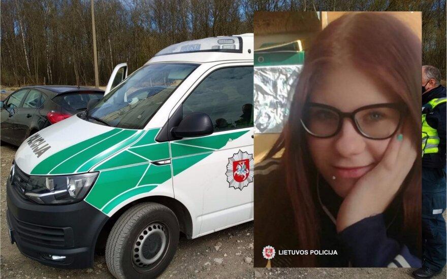 Тракайская полиция разыскивает пропавшую 15-летнюю девушку