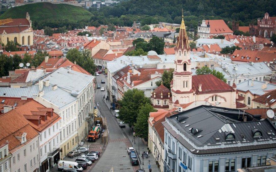 Вильнюс - самая дешёвая для иностранцев столица стран Балтии