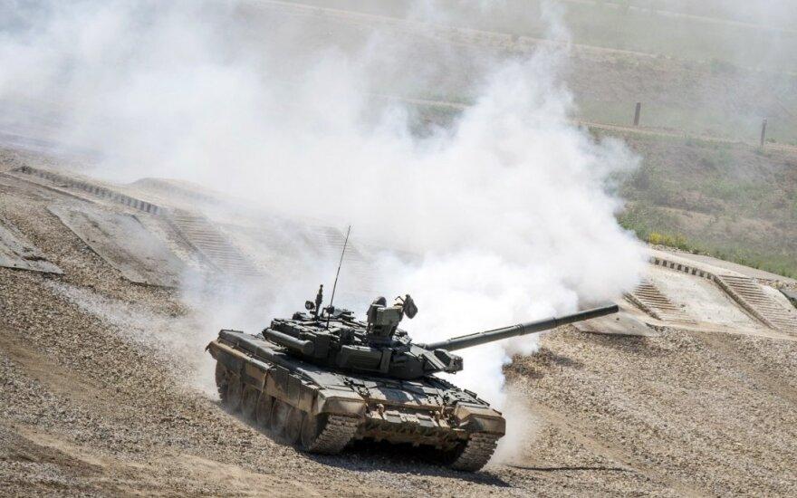 SIPRI: Производство оружия в России и США бьет рекорды