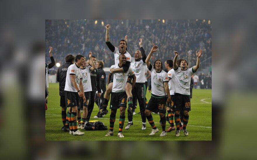 "Суперкубок Германии выиграл ""Вердер"""