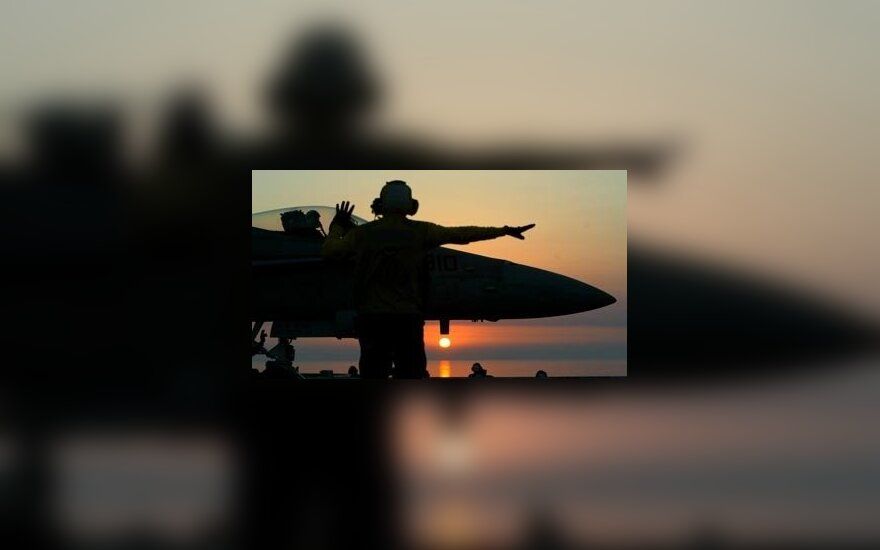 Naikintuvas F/A - 18