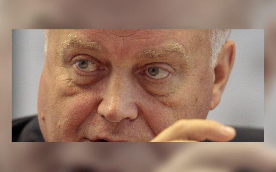 Глава РЖД Якунин: шубы у меня нет, дачу продал