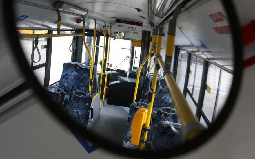 Польская компания поставит Вильнюсу 150 новых автобусов