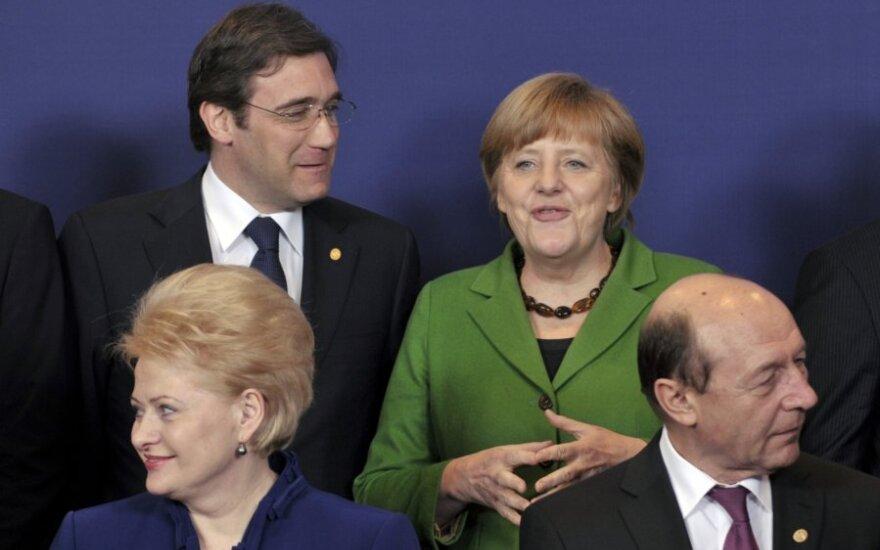 Europos lyderių susitikimas Briuselyje