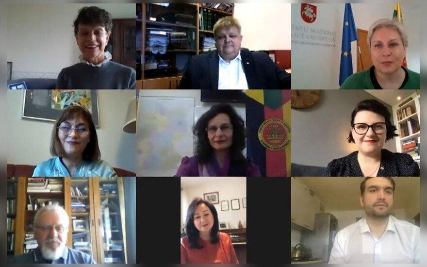 """В День национальных общин Литвы - виртуальная инициатива """"Поздравь представителя нацменьшинств"""""""
