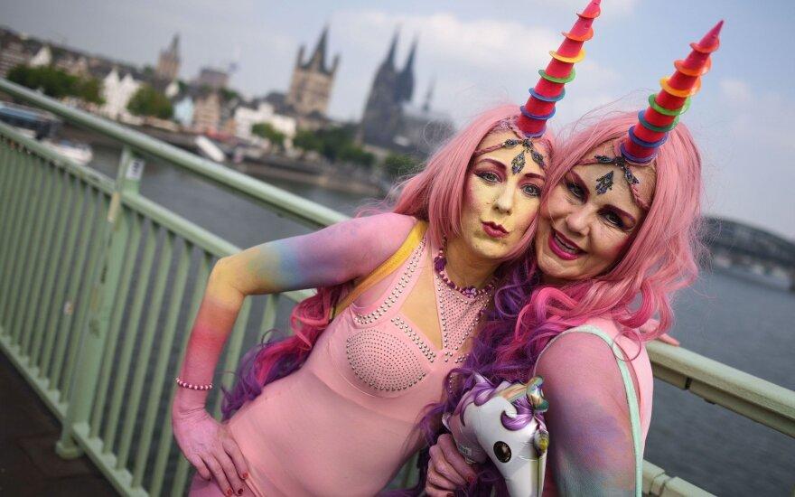 Крупнейший в Европе гей-парад собрал около 800 000 зрителей
