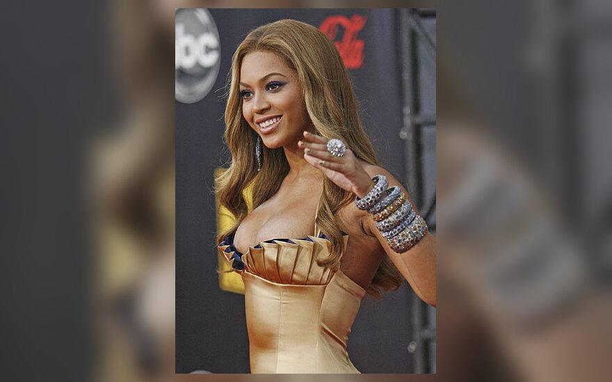 Beyonce, ką slepi?
