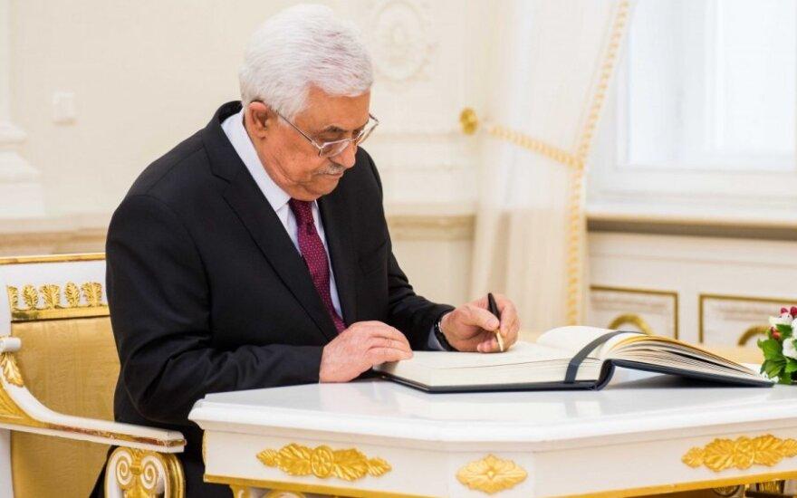 Mahmud Abbas: Chrystus był Palestyńczykiem