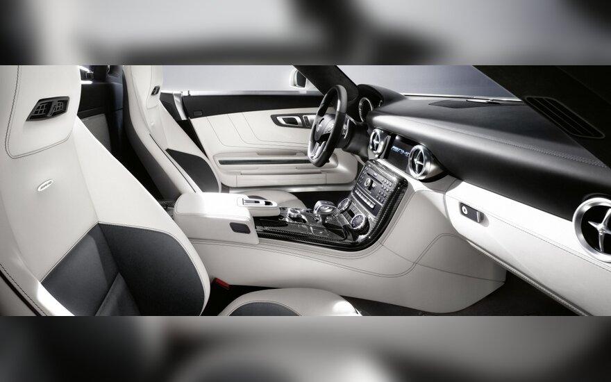 """""""Mercedes-Benz SLS AMG Roadster"""""""