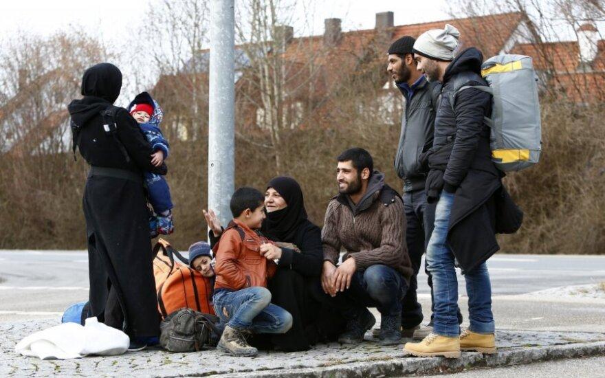 Правящие Германии договорились об ужесточении правил для беженцев