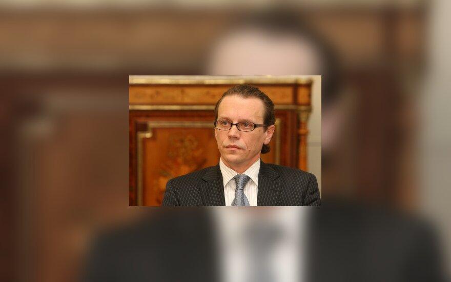 Литва сбалансирует бюджет к 2011 году