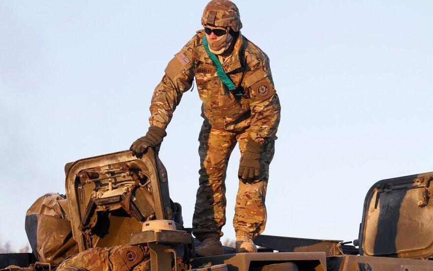 США расширят свой контингент в Сирии до 300 человек