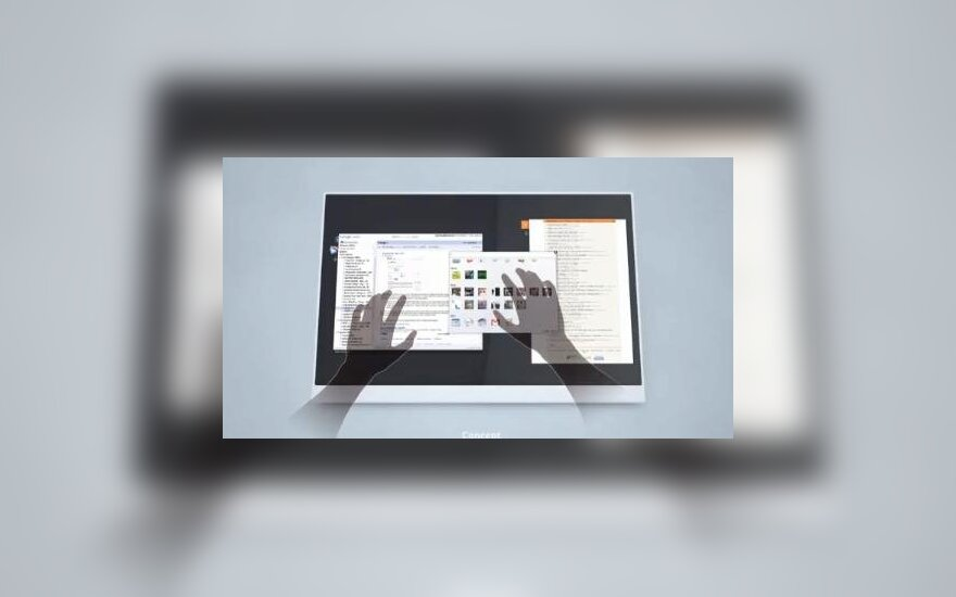 Google Chrome OS planšetinis kompiuteris
