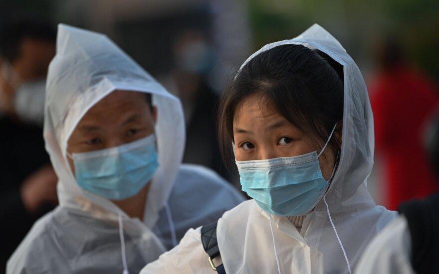 Спецслужбы Запада обвинили КНР в сокрытии данных о вспышке COVID-19